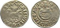 1/24 Taler 1614 Magdeburg, Erzbistum Christian Wilhelm von Brandenburg ... 35,00 EUR  zzgl. 3,50 EUR Versand