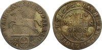 6 Mariengroschen 1696 Braunschweig-Wolfenbüttel Rudolf August und Anton... 40,00 EUR  zzgl. 3,50 EUR Versand
