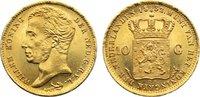 10 Gulden 1832 Niederlande-Königreich Wilhelm I. 1813-1815-1840. Gold, ... 745,00 EUR kostenloser Versand