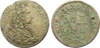 2/3 Taler 1698 Bremen und Verden Karl XII. 1697-1718. kl. Zainende, min... 475,00 EUR kostenloser Versand
