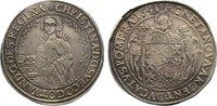 Taler 1641 Pommern-unter schwedischer Besetzung Christina 1637-1654. se... 2600,00 EUR kostenloser Versand