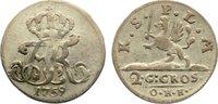 2 Gute Groschen 1759 Pommern-unter schwedischer Besetzung Adolph Friedr... 135,00 EUR  zzgl. 3,50 EUR Versand