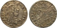 1/6 Taler 1674  IL Brandenburg-Preußen Friedrich Wilhelm 1640-1688. seh... 295,00 EUR  zzgl. 3,50 EUR Versand
