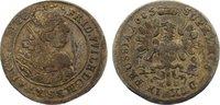 18 Gröscher 1 1685  HS Brandenburg-Preußen Friedrich Wilhelm 1640-1688.... 45,00 EUR  zzgl. 3,50 EUR Versand
