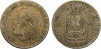 1/3 Taler 1787  A Brandenburg-Preußen Friedrich Wilhelm II. 1786-1797. ... 50,00 EUR  zzgl. 3,50 EUR Versand