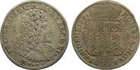 2/3 Taler 1691  BH Brandenburg-Preußen Friedrich III. 1688-1701. sehr s... 185,00 EUR  zzgl. 3,50 EUR Versand
