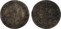 3 Kreuzer 1753  B Brandenburg-Preußen Friedrich II. 1740-1786. Patina, ... 20,00 EUR  zzgl. 3,50 EUR Versand