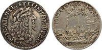 Silberabschlag vom Stempel des Doppelduk 1677  CS Brandenburg-Preußen F... 245,00 EUR  zzgl. 3,50 EUR Versand