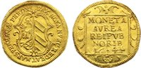 Dukat 1644 Nürnberg, Stadt  Gold, vorzüglich - Stempelglanz  1375,00 EUR kostenloser Versand