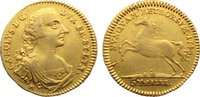 5 Taler 1745  M Braunschweig-Wolfenbüttel Karl I. 1735-1780. Gold, leic... 745,00 EUR kostenloser Versand