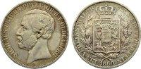 Taler 1860  B Oldenburg Nicolaus Friedrich Peter 1853-1900. kl. Randfeh... 100,00 EUR  zzgl. 3,50 EUR Versand