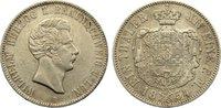 Taler 1854  B Braunschweig-Wolfenbüttel Wilhelm 1831-1884. sehr schön +  85,00 EUR  zzgl. 3,50 EUR Versand