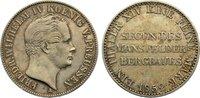 Bergbautaler 1852  A Brandenburg-Preußen Friedrich Wilhelm IV. 1840-186... 100,00 EUR  zzgl. 3,50 EUR Versand