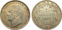 Gulden 1842 Hessen-Darmstadt Ludwig II. 1830-1848. sehr schön - vorzügl... 75,00 EUR  zzgl. 3,50 EUR Versand