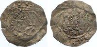 Pfennig 1140 Regensburg, bischöfliche Münzstätte Heinrich von Wolfratsh... 40,00 EUR  zzgl. 3,50 EUR Versand