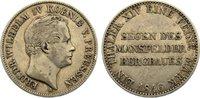 Ausbeutetaler 1846  A Brandenburg-Preußen Friedrich Wilhelm IV. 1840-18... 70,00 EUR  zzgl. 3,50 EUR Versand
