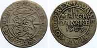 Mark 1563 Dänemark Frederik II. 1559-1588. fast sehr schön  145,00 EUR  +  4,50 EUR shipping