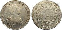 Ausbeutetaler 1768 Sachsen-Albertinische Linie Friedrich August III. 17... 275,00 EUR  zzgl. 3,50 EUR Versand