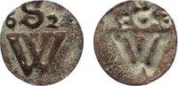 Kipperpfennig 1622  S Brandenburg-Preußen Georg Wilhelm 1619-1640. selt... 195,00 EUR  zzgl. 3,50 EUR Versand