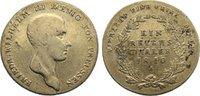 Taler 1810  A Brandenburg-Preußen Friedrich Wilhelm III. 1797-1840. kl.... 75,00 EUR  zzgl. 3,50 EUR Versand