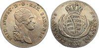 Ausbeutetaler 1815 Sachsen-Albertinische Linie Friedrich August I. 1806... 495,00 EUR free shipping