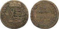 1/24 Taler 1696 Sachsen-Albertinische Linie Friedrich August I. 1694-17... 20,00 EUR  zzgl. 3,50 EUR Versand