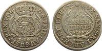 1/12 Taler 1711 Sachsen-Albertinische Linie Friedrich August I. 1694-17... 40,00 EUR  zzgl. 3,50 EUR Versand