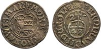1/48 Taler 1626 Mecklenburg-Wismar, Stadt  Schrötlingsfehler, leicht ge... 50,00 EUR  zzgl. 3,50 EUR Versand