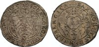 Kipper 24 Kreuzer 1622 Sachsen-Albertinische Linie Johann Georg I. 1615... 175,00 EUR  zzgl. 3,50 EUR Versand