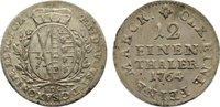 1/12 Taler 1764 Sachsen-Albertinische Linie Friedrich August III. 1763-... 25,00 EUR  zzgl. 3,50 EUR Versand