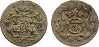 3 Pfennig 1755  FW Sachsen-Albertinische Linie Friedrich August II. 173... 175,00 EUR  zzgl. 3,50 EUR Versand