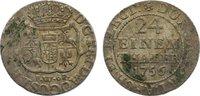 1/24 Taler 1756  FW Sachsen-Albertinische Linie Friedrich August II. 17... 20,00 EUR  zzgl. 3,50 EUR Versand
