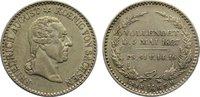 1/6 Taler 1827  S Sachsen-Albertinische Linie Friedrich August I. 1806-... 25,00 EUR  zzgl. 3,50 EUR Versand