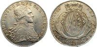 Ausbeutetaler 1799 Sachsen-Albertinische Linie Friedrich August III. 17... 285,00 EUR  zzgl. 3,50 EUR Versand