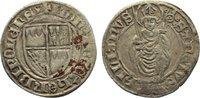 Schilling 1443-1455 Würzburg, Bistum Gottfried IV. Schenk von Limpurg 1... 75,00 EUR  zzgl. 3,50 EUR Versand