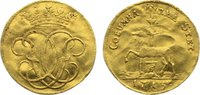 1/2 Dukat 1715 Stolberg-Stolberg Christoph Friedrich und Jost Christian... 695,00 EUR kostenloser Versand