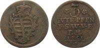 Cu 3 Gute Pfennig 1761  FS Sachsen-Weimar-Eisenach Anna Amalia 1758-177... 20,00 EUR  zzgl. 3,50 EUR Versand