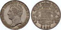Taler 1833 Sachsen-Coburg-Gotha Ernst I. 1826-1844. sehr selten, Avers ... 12000,00 EUR kostenloser Versand