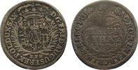 1/12 Taler 1704 Sachsen-Albertinische Linie Friedrich August I. 1694-17... 20,00 EUR  zzgl. 3,50 EUR Versand