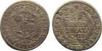 1/12 Taler 1702 Sachsen-Albertinische Linie Friedrich August I. 1694-17... 25,00 EUR  zzgl. 3,50 EUR Versand
