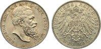 2 Mark 1899  A Reuß, ältere Linie Heinrich XXII. 1859-1902. kl. Kratzer... 425,00 EUR kostenloser Versand