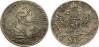 Rubel 1737 Russland Anna Ivanovna 1730-1740. sehr schön  435,00 EUR kostenloser Versand