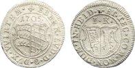 Kreuzer 1705 Württemberg Eberhard Ludwig 1693-1733. sehr schön  45,00 EUR  zzgl. 3,50 EUR Versand