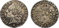 1/20 Écu 1 1779  A Frankreich Ludwig XVI. 1774-1793. kl. Rand- und Schr... 60,00 EUR  plus 4,50 EUR verzending