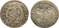 3 Kreuzer 1682 Haus Habsburg Leopold I. 1657-1705. sehr schön - vorzügl... 25,00 EUR  plus 4,50 EUR verzending