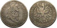 Doppeltaler 1657-1705 Haus Habsburg Leopold I. 1657-1705. sehr schön  775,00 EUR Gratis verzending