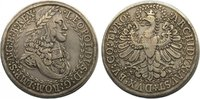 Doppeltaler 1657-1705 Haus Habsburg Leopol...