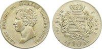 10 Kreuzer 1836 Sachsen-Coburg-Gotha Ernst I. 1826-1844. kl. Randfehler... 35,00 EUR  zzgl. 3,50 EUR Versand