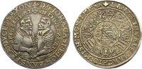 1/2 Taler 1609  WA Sachsen-Coburg-Eisenach Johann Casimir und Johann Er... 385,00 EUR kostenloser Versand