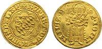 Goldgulden ohne Jahr 1372 Pfalz, Kurlinie Ruprecht I. der Rote 1353-139... 1175,00 EUR Gratis verzending